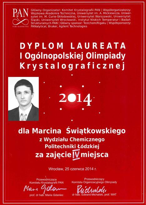 Wrocław, Czerwiec 2014 r.